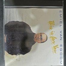 CD ~ EMIEL VAN EGDOM THIS IS FOR YOU ~ 1989 OPTIMISM  無IFPI