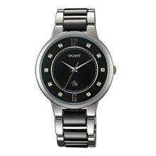 可議價 ORIENT東方錶 女 銀色都會 石英腕錶 (FQC0j005B) 36mm