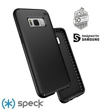 Speck Samsung Galaxy S8 Plus 6.2吋 黑色霧面3米防摔保護殼S8+ Presidio喵之隅
