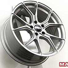桃園 小李輪胎 泓越 M5 19吋 旋壓鋁圈 AUDI VW Skoda BENZ BMW 5孔112車用特價歡迎詢價