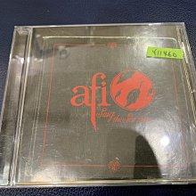 *還有唱片行*AFI / SING THE SORROW 二手 Y11460