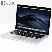 【US3C-高雄店】2015年初 公司貨 Apple MacBook Pro Retina 13吋 i5 2.7G 8G 128G 銀色 UCare保固三個月
