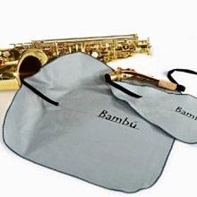 ♪ 后里薩克斯風玩家館 ♫『阿根廷BAMBU 微纖維 通條布』管身及吹口管二入裝 / 中音