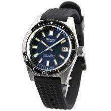 預購 SEIKO SBDX039 SLA043J1 精工錶 40mm 機械錶 藍面盤 黑膠錶帶 潛水錶 限量版 男錶女錶