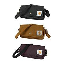 Carhartt 137101B Small Essential Pouch 小包 小側包 黑色 土黃 紫色【高冠國際】