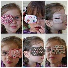 Altinway弱視眼罩 (兩個裝)幫助調整弱視 斜視【戴在眼鏡片上】  L303兒童專用
