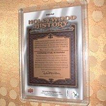 UD Prominent Cuts Hollywood History 馬修麥康納  Matthew McConaughey 金錢遊戲