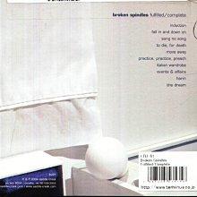 K - Broken Spindles - Fulfilled : Complete - CD - NEW