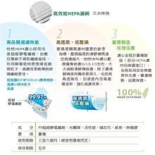 單片賣場【怡悅HEPA濾網(不含活性碳版)】適用於3M FA-T10AB 6坪 極淨型清淨機與T10AB-F同規格