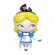 4165本通 迪士尼 Q版 愛莉絲 塑像塑膠 028399113668 下標前請詢問