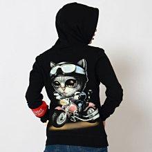 Cat Rider / 哈雷貓