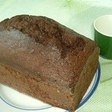 巧克力磅蛋糕,濃濃的巧克力香~伴手禮╭ 蓁橙手工烘焙 ╮