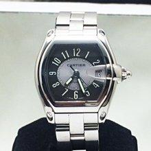 順利當舖 Cartier/卡帝亞 卡帝亞ROADSTER系列酒桶型多功能運動錶款
