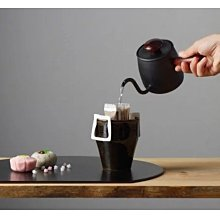 天使熊雜貨小舖~宮崎製作所 Miyacoffee 木柄手沖咖啡壺 日本製  全新現貨