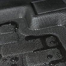 3D 卡固 立體 汽車 後廂墊 極緻 紋理 防水 Audi Q7 4L 06-15 專用