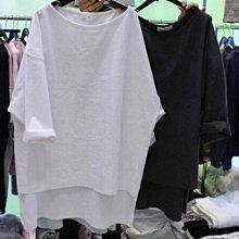 寬鬆棉T恤 萌蔓物語【KX0124】@韓氣質女休閒運動T恤上衣
