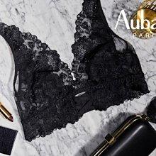 2020新款【特價】全新 Aubade 夢幻的夜晚系列,年度最頂級奢華款,雙色水晶圖騰,頂級法國精緻特殊設計刺繡蕾絲,無鋼圈三角形內衣,美國尺寸M碼/法國 L碼