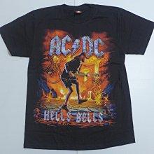 【Mr.17】ACDC 交流直流 hells bells 吉他手 樂團T恤短袖T-SHIRT(H861)