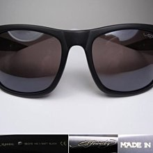 【信義計劃眼鏡】 藍心公司貨 ED Hardy 偏光太陽眼鏡 日本製 Tiger Running 躍虎 超越RayBan