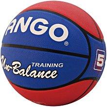 爾東體育 ANGO UN-BALANCE 不規則彈跳藍球 5號不規則彈跳籃球 5號籃球 訓練籃球