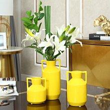 〖洋碼頭〗花瓶擺件客廳插花文藝陶瓷小花瓶裝飾品幹花小清新花器 sme330