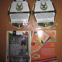 網拍讀賣~Brook Lopez~SELECT盾牌紫亮/藍亮限量卡/99/249~REVOLUTION~GROOVE~