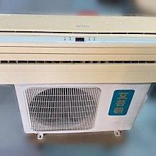 宏品二手家具館 台中2手傢俱賣場 中古二手冷氣空調 AC519*艾普頓2.2頓分離式冷氣*洗衣機 液晶電視分離式空調台北