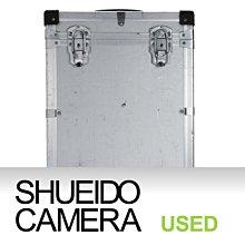 集英堂写真機【6個月保固】中古良上品 / 攝影棚 大型電源箱 專用鋁箱 33x22x45cm 9129