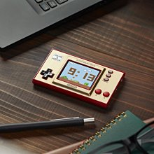 迷你任天堂 Game & Watch 超級瑪利歐兄弟 35周年紀念跨界聯名攜帶型遊戲機