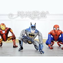《時尚寶盒》#F762_蜘蛛人.蝙蝠俠.鋼鐵人立體組裝鋁膜氣球_多款_幼兒園/生日派對/節慶/玩樂/趣味/威漫