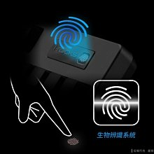 【鳥鵬電腦】i-rocks 艾芮克 IRK68MSF 指紋辨識背光機械式鍵盤 黑 CHERRY 青軸 側刻 K68MSF