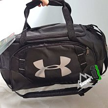 「i」【現貨】UNDER ARMOUR Undeniable 3.0  X-Small 健身 行李袋 旅行袋 旅行包UA