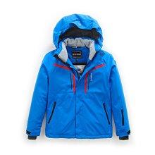 【荳荳物語】芬蘭品牌 ICEPEAK  舖棉保暖男童滑雪衣,(140、152公分)防水係數10K,3980元