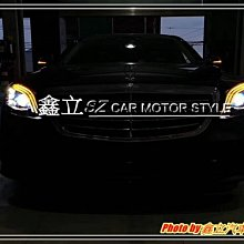 ※ 鑫立汽車精品 ※ BENZ S系列 W222 13-17年 前期 改 後期 一抹藍 三色 全 LED總成 LED大燈