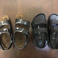 男童 二手 Birkenstock 涼鞋/EVA防水涼鞋 2雙一起出清
