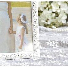 日本KISHIMA SOPHIE 玫瑰戀人水鑽 5x7金屬結婚相框 /KP-31244/ LADONNA婚禮.結婚佈置