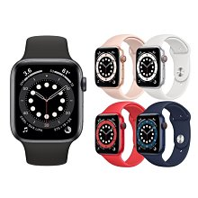 【US3C-板橋店】【福利品】 台灣公司貨 Apple Watch Series 6 40mm GPS 鋁金屬錶殼 智慧型穿戴裝置 智慧手錶 原廠保固8個月以上