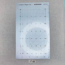 壓線止滑切割尺(垂直格線A款) 角度 縫份 有洞的尺 KT-0915C *建燁針車行-縫紉/拼布/裁縫 *