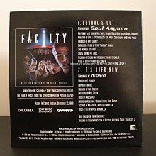 1998年美國SONY出版 電影The Faculty老師不是人原聲帶兩首單曲 電影宣傳用CD 絕版 二手少聽請細看圖文