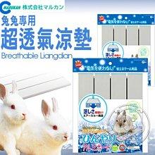 【🐱🐶培菓寵物48H出貨🐰🐹】日本品牌MARUKAN》RH-582兔兔專用超透氣涼墊 特價499元
