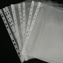 A4 11孔資料袋-寬235*高305*厚度0.05mm  140張 只要99元