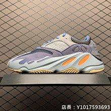 Adidas Yeezy 700 Boost  Carbon Blue  休閒運動 慢跑鞋 FW2498  男女鞋