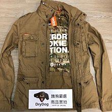 跩狗嚴選 特價限量款 極度乾燥 Superdry Rookie 經典 軍裝夾克 M65 外套 純棉 迷彩內襯 沙岩 卡其