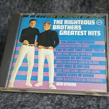 [ CD ] The Righteous Brothers - Greatest Hits