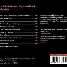 【進口版】演唱妮娜的歌 JUST LIKE A WOMAN (HYMN TO NINA) / 芭菠楊格---BKD309