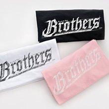2021最新款 中信兄弟 兄弟象 Brothers 素描短T 短T恤 粉色 黑色 白色