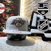 New Era x NHL LA Kings 9Fifty 美式曲棍球洛杉磯國王隊雙色後扣帽Size M - L