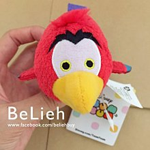 歐洲 迪士尼商店 現貨》阿拉丁系列 單賣- 鸚鵡艾格 Tsum Tsum