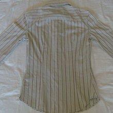 Polo Jeans Company XS號直條紋長袖襯衫