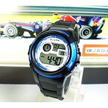 JAGA冷光電子錶 中性款 超人氣 上班族 學生錶 運動錶 多顏色 附保固卡【↘420】M1104